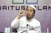 20190728 Ustaz Nasaie Hanaffie : Daurah Juz Amma