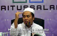 23082017 Maulana Nasaie Hanaffie : Daurah Bulughul Maram ( Kitab Al-Jami' ) Sesi 1