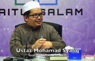 24072017 Ustaz Mohamad Syafiq : Syarah Aqidah Tahawiah