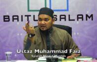 24132017 Ustaz Muhammad Faiz : Syarah Hisnul Muslim