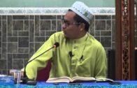 29-03-2015 Ustaz Rizal Azizan: Bab Mahar | Umdatul Ahkam