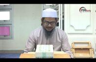 30-09-2020 Ustaz Ahmad Hasyimi : Tadabbur Surah Hijr