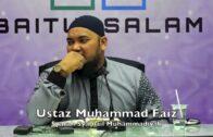 30072017 Ustaz Muhammad Faiz : Syarah Syamail Muhammadiyah