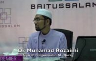 Ada BEZA Tak QURAN Kita Dengan QURAN Syiah – DR ROZAIMI RAMLE