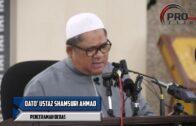 Apabila Sahihnya Sesuatu Hadis Maka Itulah Mazhabku (Imam Asy Syafi'e) ~ Dato' Shamsuri Hj Ahmad