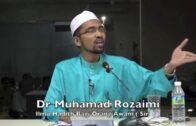 Depa Tuduh Saya Tolak Hadis Dhoif | Dr Rozaimi Ramle