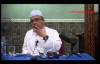 DR.ASRI – Hadith Yg Dinilai Dhoif Oleh Al-Albani