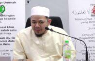 Dr  Fathul Bari Meseh Perpaduan Solat Jemaah