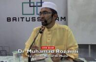 Hukum Makan & Minum BERDIRI – Dr Rozaimi Ramle