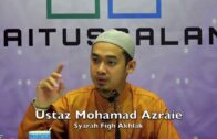 Kenapa Saya Tolong Maulana Fakhrurrazi   Ustaz Azraie