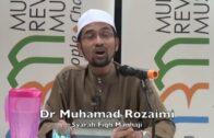 Main Sebut Kaedah Je, Tapi Salah Tempat (Usul Fiqh) – Dr Rozaimi Ramle