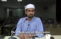 Saya Tak Pernah Halau Orang Kerana Betulkan Saya   Dr Rozaimi Ramle
