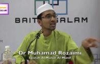 Siapa Presiden Ahli Sunnah – Dr Rozaimi Ramle