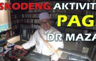 Skodeng Aktiviti Pagi Dr MAZA