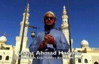 [UMRAH 2018]20180205 Ustaz Ahmad Hasyimi : Berbaktilah Sepenuhnya Kepada Mereka