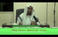 UST.ABDULLAH IRAQI – Memandang Selain Tempat Sujud