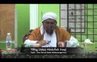 UST.ABDULLAH IRAQI – Qunut Subuh