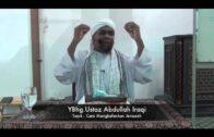 UST.ABDULLAH IRAQI – Urusan Jnazah Org Mati Syahid