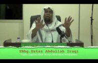 UST.ABDULLAH IRAQI – Yahana Na