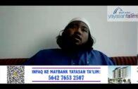 Yayasan Ta'lim: Risalah Untuk Ahli Tauhid: Ulama Ahli Bait Membungkam Pemuja Kubur [15-08-2020]