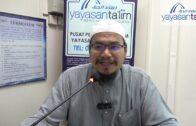 Yayasan Ta'lim: Tarikh Tasyri' : Sejarah Legislasi Hukum Islam [09-01-2020]