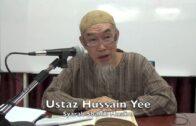 01032017 Ustaz Hussain Yee : Syarah Shahih Muslim