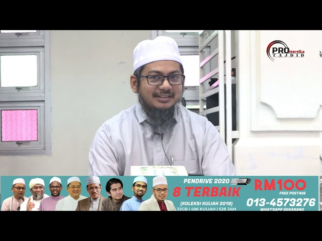 02-10-2020 Ustaz Ahmad Hasyimi : Tadabbur Surah Ibrahim