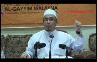 10-01-2013 Dr. Asri Zainul Abidin, Tujuh Perkara Yang Membinasakan.