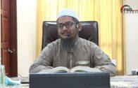 10-09-2020 Ustaz Ahmad Hasyimi : Menjaga Lidah