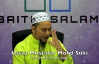 12082017 Ustaz Mustafar Mohd Suki : Syarah Matan Abi Syuja