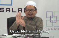 15052017 Ustaz Mohamad Syafiq : Syarah Aqidah Tahawiah