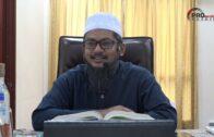 17-09-2020 Ustaz Ahmad Hasyimi : Warak & Menjauhi Diri Dari Perkara Haram