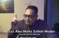 20170908 Ustaz Abu Hafiz Salleh Hudin : Syarah Shahih Muslim