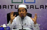 20170914 Maulana Nasaie Hanaffie : Syarah Shahih Muslim(Kitabul Iman)