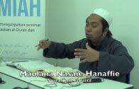 20170924 Maulana Nasaie Hanaffie : Syarah Al Muwatta