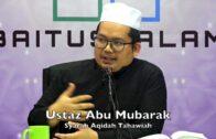 20171002 Ustaz Abu Mubarak : Syarah Aqidah Tahawiah