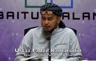 20171004 Ustaz Fadzil Kamarudin : Syarah Shahih Tafsir Ibn Katsir ( Surah An-Nas)
