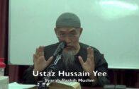 20171004 Ustaz Hussain Yee : Syarah Shahih Muslim