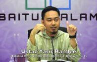 20171119 Ustaz Yasir Ramlee : Hakikat Beriman Kepada Qadha & Qadar(sesi 1)
