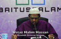 20171125 Ustaz Halim Hassan : Mendidik Generasi Idaman
