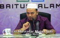 20180106 Ustaz Mustafar Mohd Suki : Syarah Matan Abi Syuja