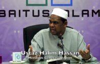 20180127 Ustaz Halim Hassan : Mendidik Generasi Idaman