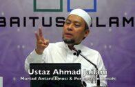 20180426 Ustaz Ahmad Jailani : Murtad Antara Emosi & Perbahasan Ilmiah