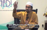 20180804 Dr Muhamad Rozaimi : Kisah-Kisah Ghaib Dalam Hadith Sahih