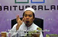 27082017 Maulana Nasaie Hanaffie : Daurah Birrul Walidain