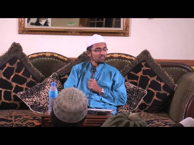 DR.ROZAIMI RAMLE – Fiqh Jamak Qasar (Bhg 1)