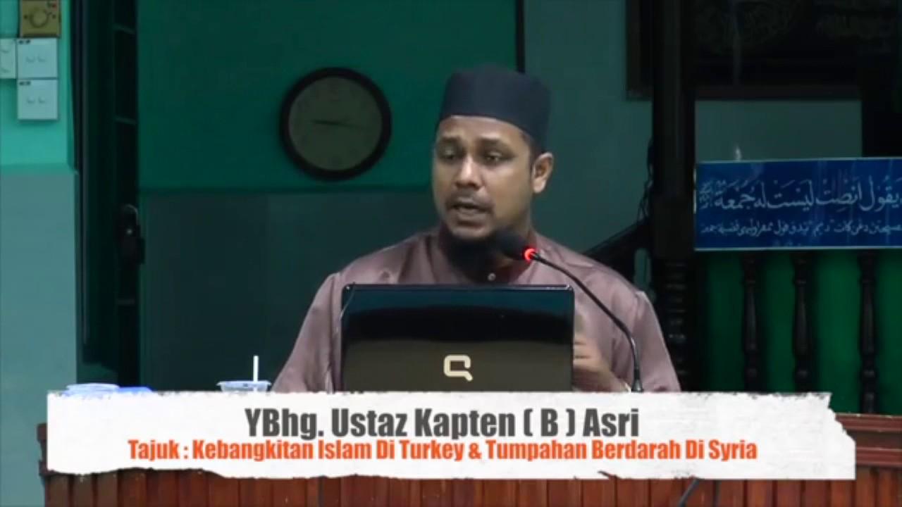 PBB Tak Boleh Dipercayai – Ustaz Kapten (B) Asri Khalid