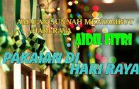 Ustaz Mohd Khairil Anwar : Amalan Sunnah Menyambut Hari Raya AidilFitri 7