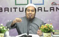 01-03-2020 Ustaz Nasaie Hanaffie : Daurah Sesi Ke-2   Syarah Shahih Muslim Kitab Adab