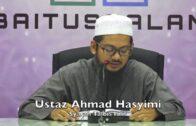 08072017 Ustaz Ahmad Hasyimi : Syarah Talbis Iblis